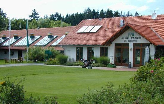 Golfclub Memmingen Gut Westerhart