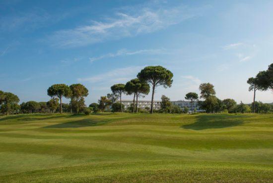 T4 - Golf & Fußball Reise - 5 Sterne Hotel CAMIRAL