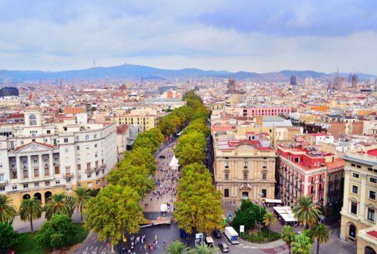 T4 - Golf & Fußball Reise - Barcelona