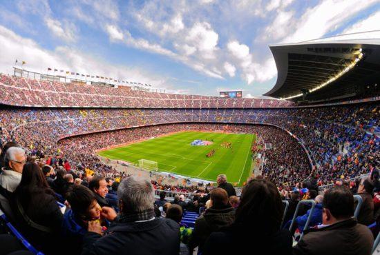 T4 - Golf & Fußball Reise - FC Barcelona Camp Nou