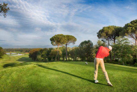 T4 - Golf & Fußball Reise - PGA Cataluny Resort