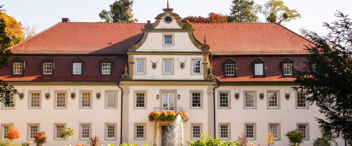 Wald und Schlosshotel Friedrichsruhe - Schloss
